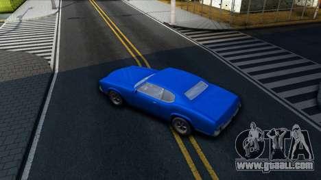 VC Xbox Sabre for GTA San Andreas