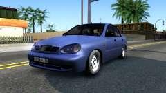 Daewoo Lanos for GTA San Andreas