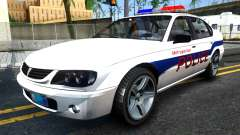 Declasse Merit Metropolitan Police 2005