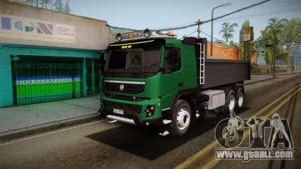 Volvo FMX dump Truck for GTA San Andreas