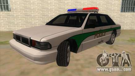 1992 Declasse Premier Angel Pine PD for GTA San Andreas