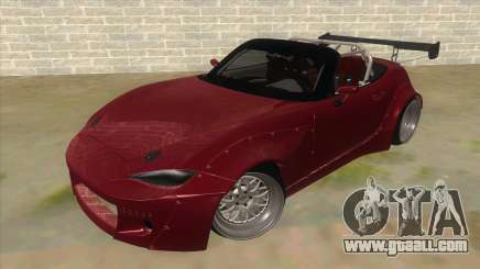 Mazda MX-5 2016 for GTA San Andreas