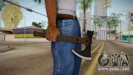 GTA 5 Battleaxe for GTA San Andreas third screenshot