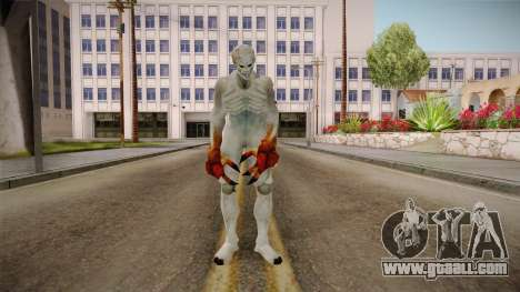 Archvile from DOOM 3 for GTA San Andreas second screenshot
