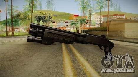 Tactical M3 for GTA San Andreas
