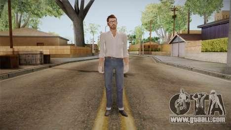 Life Is Strange - Mark Jefferson Dark Room for GTA San Andreas