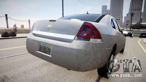 Chevrolet Impala LS for GTA 4 left view