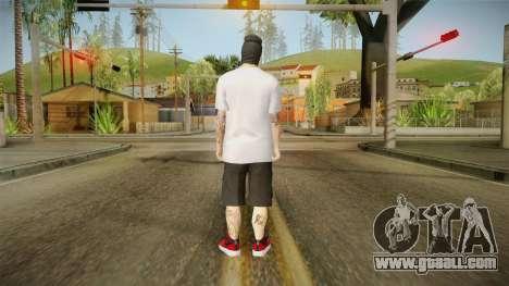 The masked bandit for GTA San Andreas third screenshot
