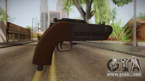 Bikers DLC Compact Grenade Launcher for GTA San Andreas second screenshot