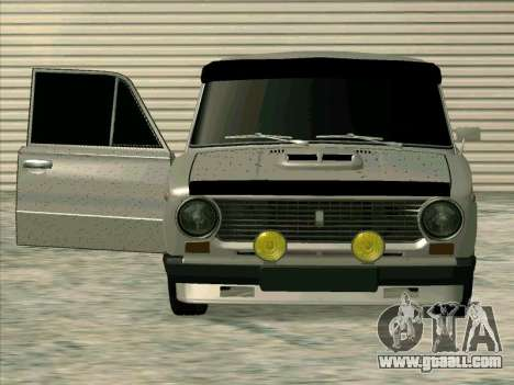 VAZ 21013 for GTA San Andreas back left view