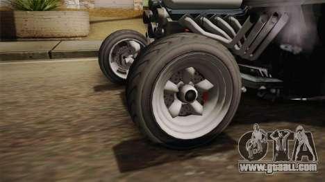 GTA 5 Declasse Tornado Rat Rod Cleaner IVF for GTA San Andreas