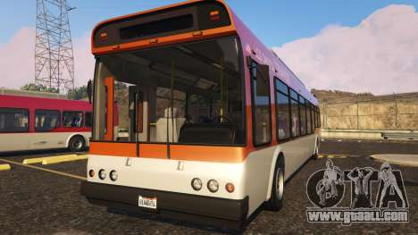 Portugal, Madeira Bus H.Funchal Low Entry Skin for GTA 5