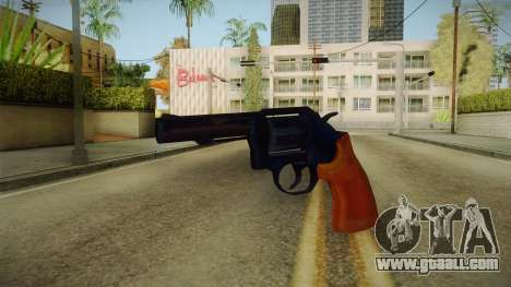 Life Is Strange - Chloe Gun for GTA San Andreas second screenshot