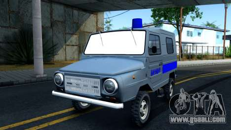 LuAZ 969М Police for GTA San Andreas