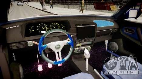 ВАЗ 21099 Light Tuning for GTA 4