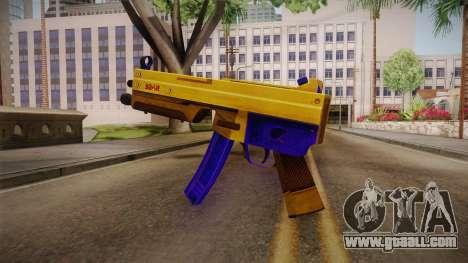 Joker Gun for GTA San Andreas second screenshot