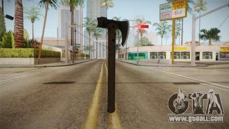 GTA 5 Battleaxe for GTA San Andreas second screenshot