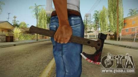 Bikers DLC Battle Axe v2 for GTA San Andreas third screenshot