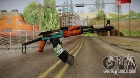AK47 SU Wingshould for GTA San Andreas