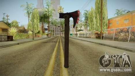 Bikers DLC Battle Axe v2 for GTA San Andreas
