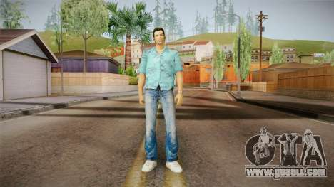 GTA Vice City Tommy Vercetti for GTA San Andreas second screenshot