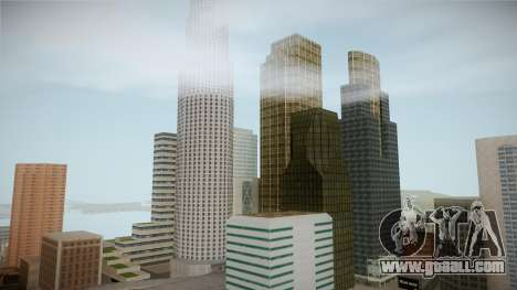 Skyscrapers for GTA San Andreas