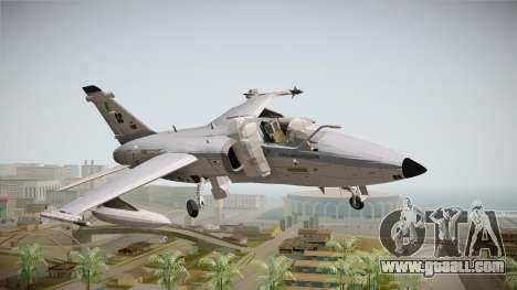 EMB Embraer A-1 AMX FAB for GTA San Andreas