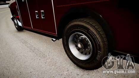 Vapid Steed Ambulance for GTA 4