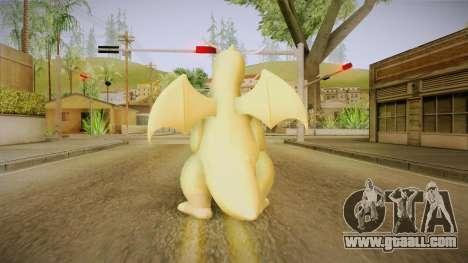 Pokémon XY - Dragonite for GTA San Andreas third screenshot