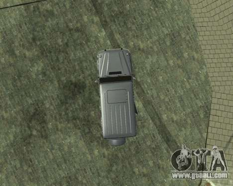 Mercedes Benz G500 Armenian for GTA San Andreas