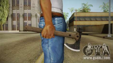 GTA 5 DLC Bikers Weapon 1 for GTA San Andreas