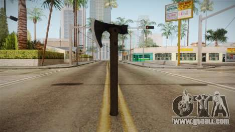 GTA 5 Battleaxe for GTA San Andreas