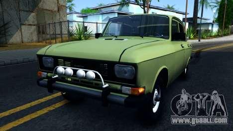 AZLK 2140 GT for GTA San Andreas