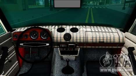 VAZ 2106 Resto for GTA San Andreas