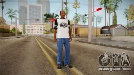 T-Shirt Los Santos Customs for GTA San Andreas