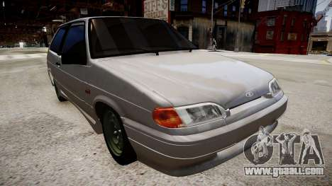 VAZ 2113 for GTA 4 right view