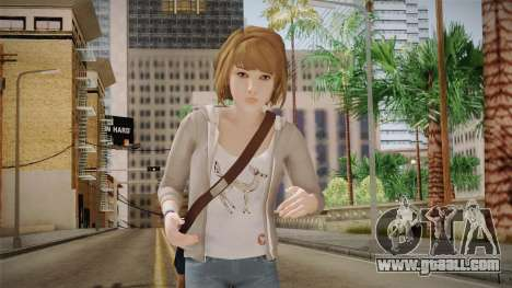 Life Is Strange - Max Caulfield EP2 v1 for GTA San Andreas