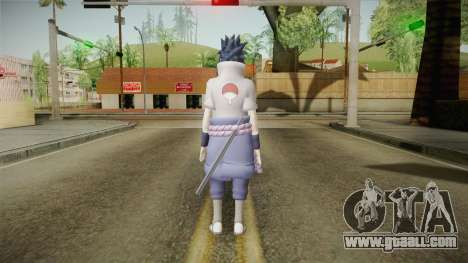 NUNS4 - Sasuke Rinnegan v1 for GTA San Andreas