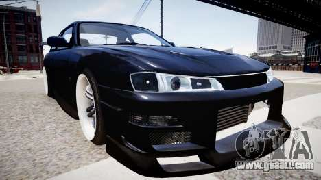 Nissan 200SX Tuning for GTA 4