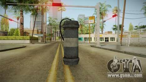 GTA 5 DLC Bikers Weapon 3 for GTA San Andreas