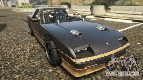 Ruiner FD Spec for GTA 5