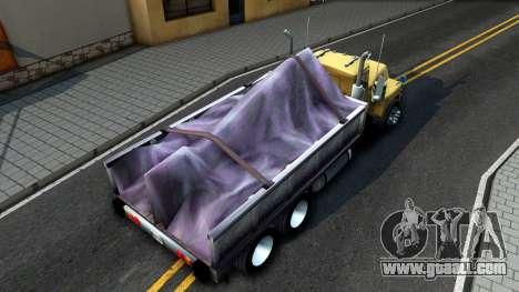 Mack R600 for GTA San Andreas