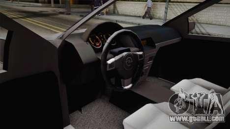 Opel Astra Sedan 2008 for GTA San Andreas