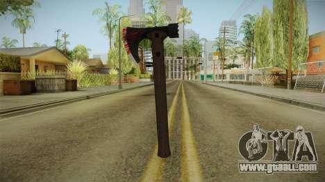 Bikers DLC Battle Axe v2 for GTA San Andreas second screenshot