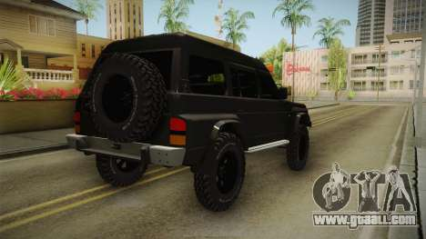 Nissan Safari Y60 for GTA San Andreas