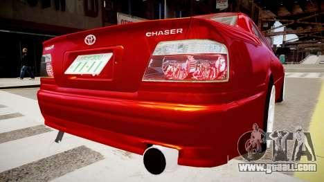 Toyota Chaser Tourer V for GTA 4