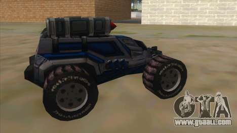 New RC Bandit for GTA San Andreas