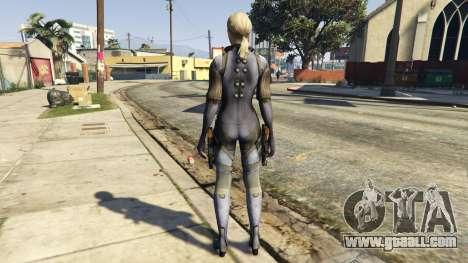 GTA 5 Jill Valentine