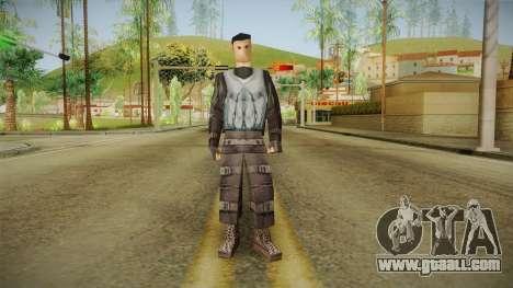 Syphon Filter Gabriel Logan v1 for GTA San Andreas
