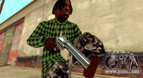 Desert Eagle Revolver для GTA San Andreas for GTA San Andreas